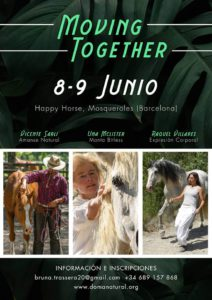 Taller de doma natural, Moving Together